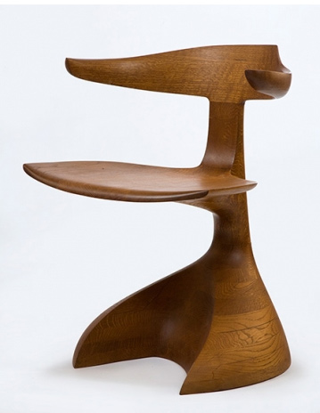 Wandering Forms by Wendell Castle - Works from 1959 to 1979