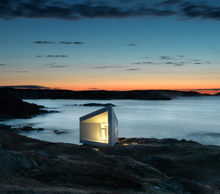 Todd Saunders Architecture in Northern Landscapes
