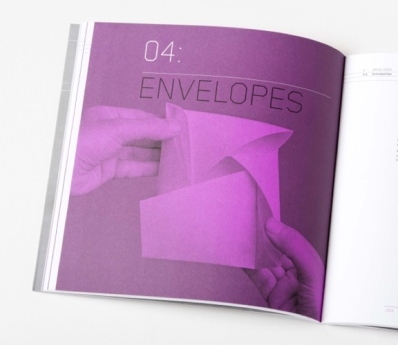 Cut and Fold Techniques for Promotional Materials by Paul Jackson