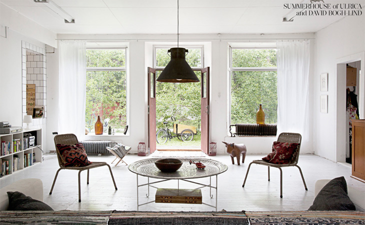 Northern Delights - Scandinavian Homes, Interiors and Design