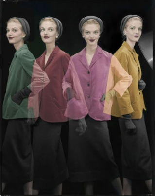 Erwin Blumenfeld - Studio Blumenfeld: Color, New York 1941 – 1960