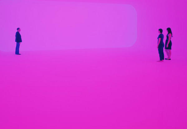 A Retrospective by James Turrell