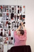 Alexander McQueen - Working Process Photographs by Nick Waplington