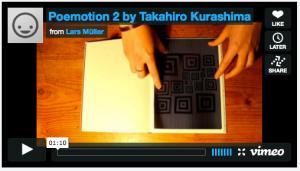 Poemotion 2 by Takahiro Kurashima