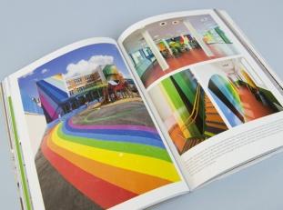 Index Book: Spectrum - A Book Full of Colour