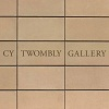 Cy Twombly Cy Twombly Gallery