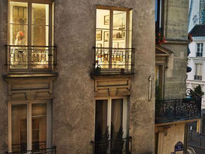 Gail Albert Halaban: Paris Views