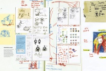 Raw Data - Infographic Designers' Sketchbooks by Steven Heller and Rick Landers