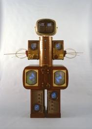 Nam June Paik - Becoming Robot
