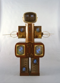 Nam June Paik - Becoming Robot
