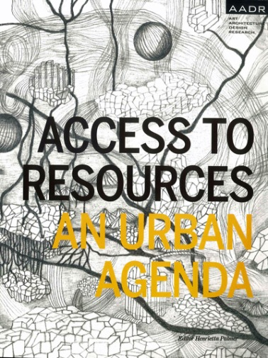 Access to Resources: An Urban Agenda